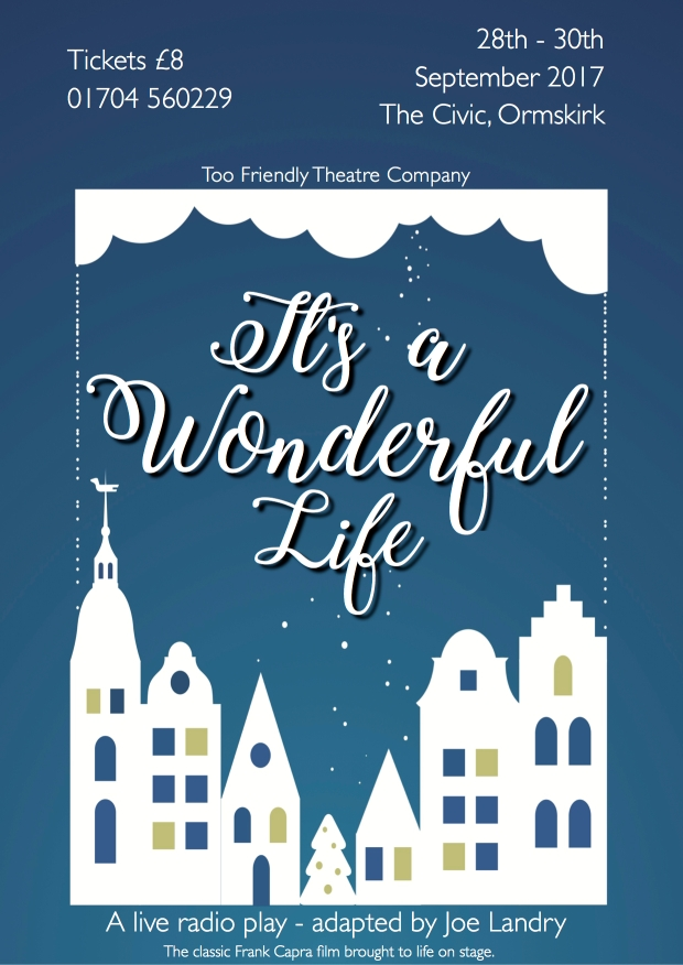 It's A Wonderful Life Poster Final